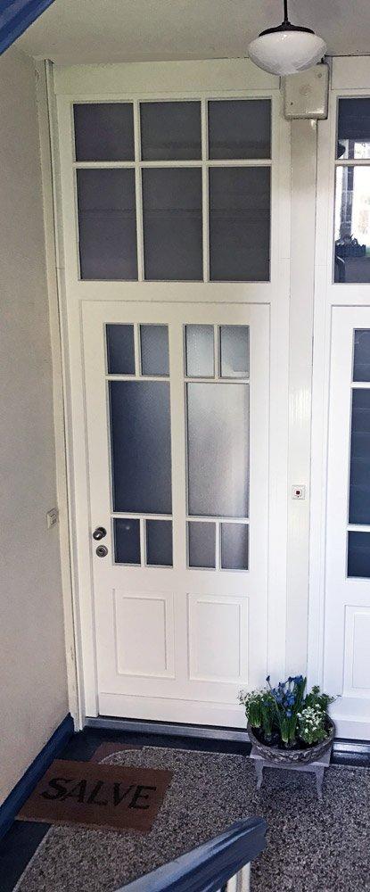 Heuer & Schönberg Tür