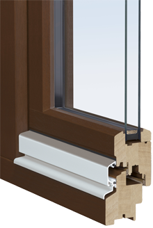Fenster Modell Tigna Classic